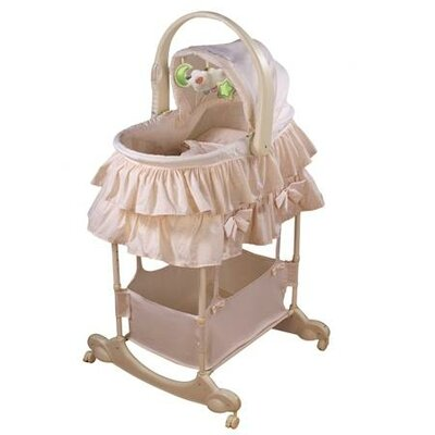 The First Years 5-in-1 Portable Bassinet