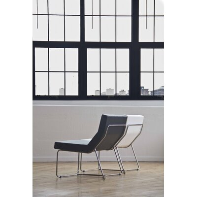 Nuans Liberty Settee Eco-leather Lounge Chair