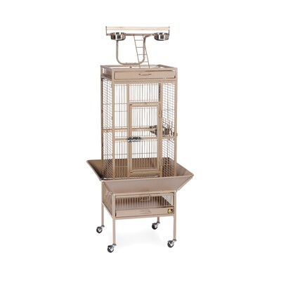 Prevue Hendryx Signature Series Select Wrought Iron Cage - 18x18x57