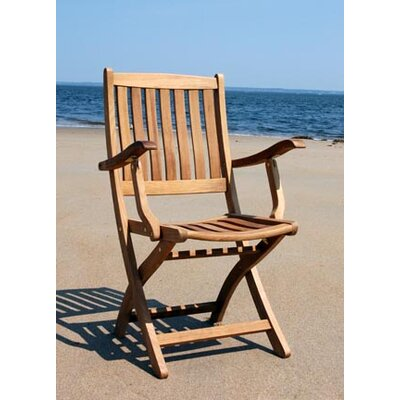 Regal Teak Providence Arm Chair