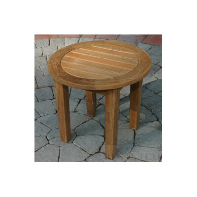 Regal Teak Side Table