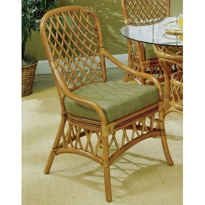 South Sea Rattan Antigua Side Chair