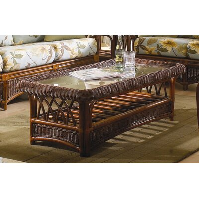 South Sea Rattan Havana Wicker Coffee Table