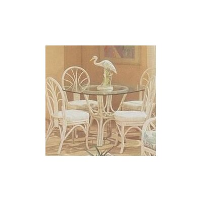 South Sea Rattan New Kauai 5 Piece Dining Set