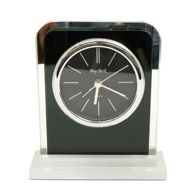 Glass Alarm Clock