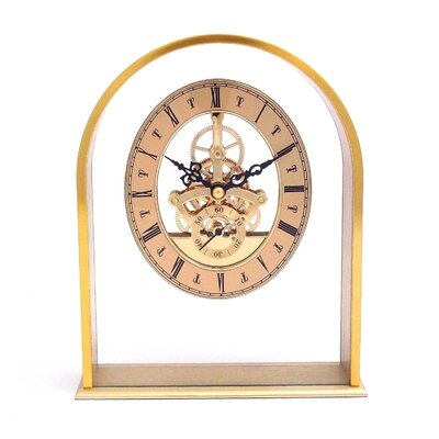 Georgetown Skelton Movement Clock