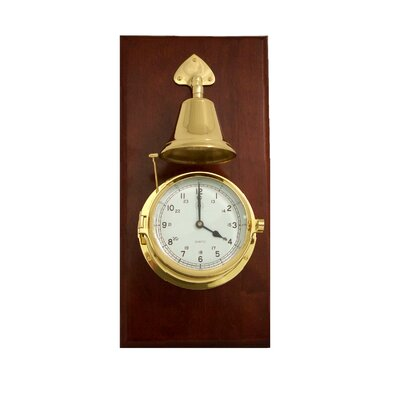 Striking Clock with Bell