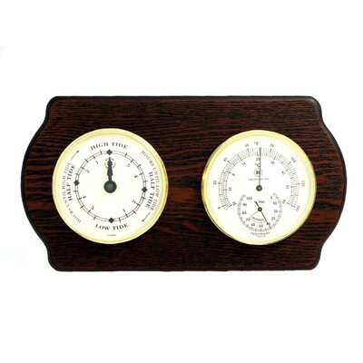 Bey-Berk Tide Clock, Thermometer and Hygrometer