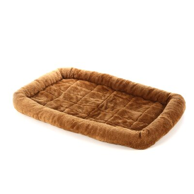 Midwest Homes For Pets Quiet Time Pet Bed in Cinnamon