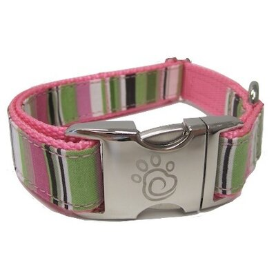 Chief Furry Officer Pacific Palisades Dog Collar