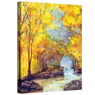 Art Wall Dan McDonnell ''French Creek'' Canvas Art
