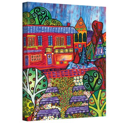 Debra Purcell ''Pet Store'' Canvas Art