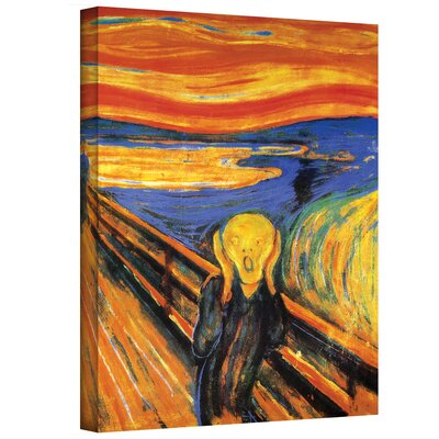 Art Wall Edvard Munch ''The Scream'' Canvas Art