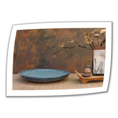Art Wall Elena Ray 'Zen Still Life' Unwrapped Canvas Wall Art