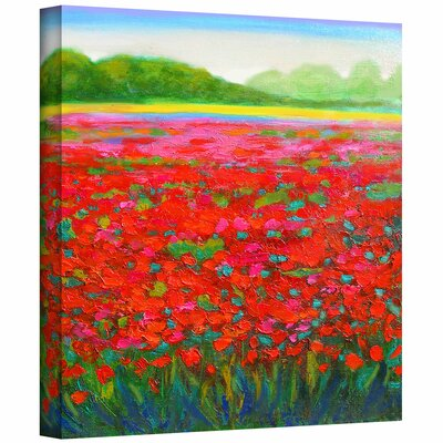 Art Wall Susi Franco 'Dream Before' Gallery-Wrapped Canvas Wall Art
