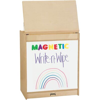 Jonti-Craft Big Book Easel - Magnetic Write-n-Wipe