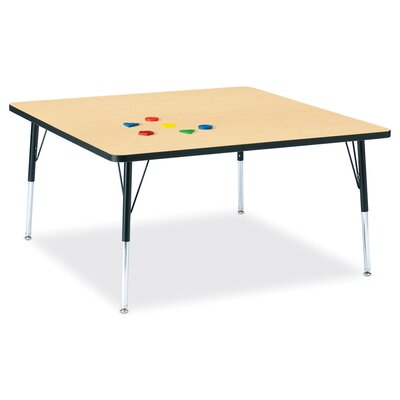 Jonti-Craft KYDZ Activity Table- Square (48&quot; x 48&quot;)