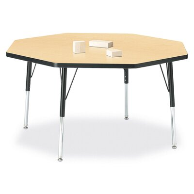 "Jonti-Craft KYDZ Activity Table- Octagon (48"" diameter)"