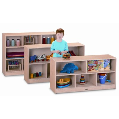 Jonti-Craft Toddler Single Storage Unit