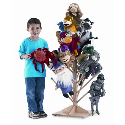 Jonti-Craft 33 Puppet Tree