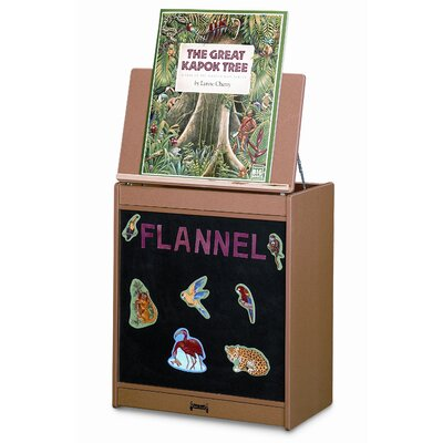 Jonti-Craft Sproutz Flannel Big Book Easel