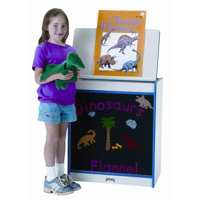 Jonti-Craft Flannel Big Book Easel