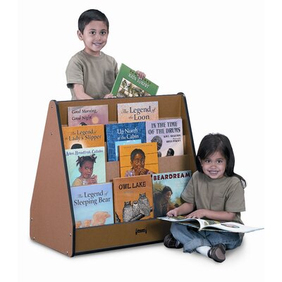 Jonti-Craft Two Sided Sproutz Pick-A-Book Stand