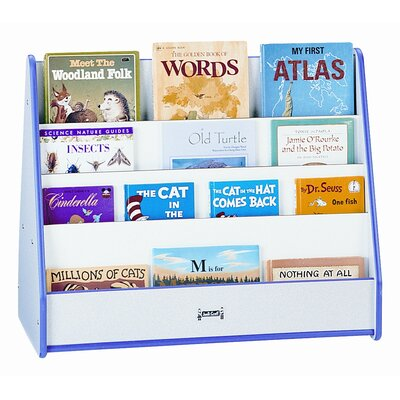 Jonti-Craft Two Sided Pick-A-Book Stand