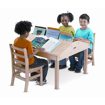 Jonti-Craft Twin Reading Table