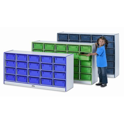 Jonti-Craft Single Tub Storage