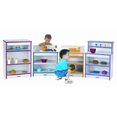 Jonti-Craft Toddler Cupboard
