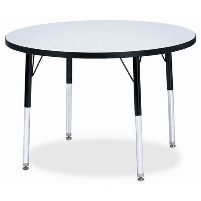 Jonti-Craft KYDZ Round Laminate Activity Table