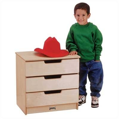 Jonti-Craft Kids 3 Drawer Chest