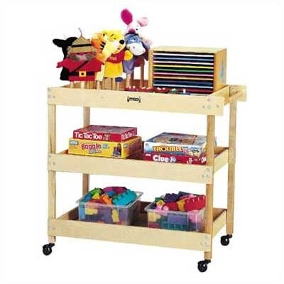 Jonti-Craft Utility Cart