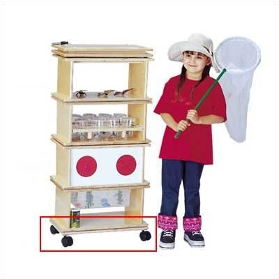 Jonti-Craft Science Lab Cart