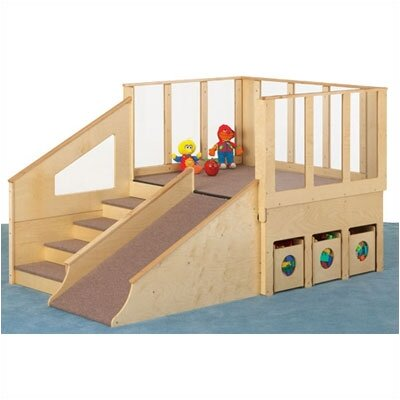 Jonti-Craft Tiny Tots Loft