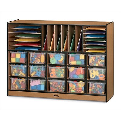 Jonti-Craft SPROUTZ® Sectional Mobile Cubbie Storage