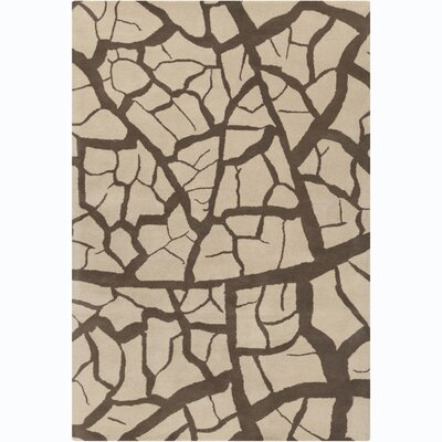 Filament Cinzia Beige Abstract Rug