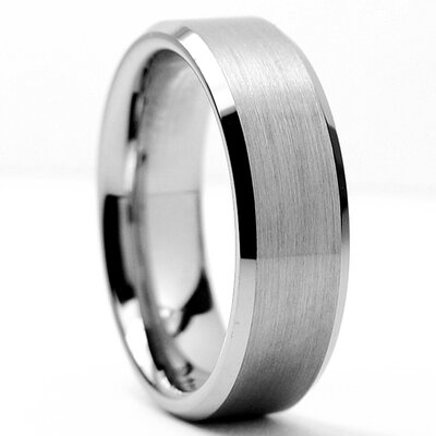 Bonndorf Laboratories Tungsten Carbide Comfort Fit Band