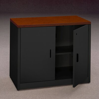 "HON 10500 Series 30"" H Storage Cabinet With Doors"