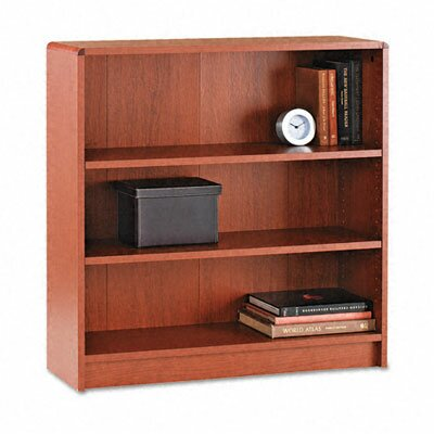 HON 1890 Series Bookcase, 3 Shelves, 36W X 11-1/2D X 36-1/8H