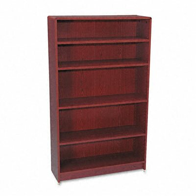 HON 1890 Series Bookcase, 5 Shelves