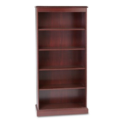 HON 94000 Series Five-Shelf Bookcase
