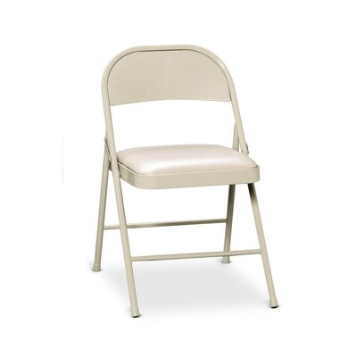 HON FC00 Series Steel Folding Chair (Set of 4)
