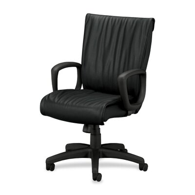 HON Leather High Back Executive  Chair