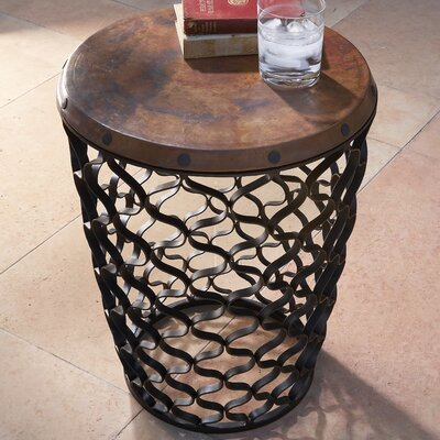 Small Arabesque End Table