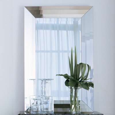 Global Views Ada's Large Beveled Edge Mirror