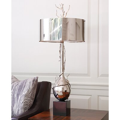 Global Views Twig 2 Light Table Lamp