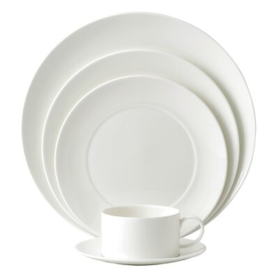Ashlar 5 Piece Round Place Setting