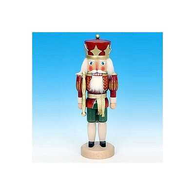 Christian Ulbricht Red King Nutcracker